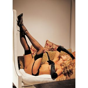 H.O.T. SHEER THIGH HIGH 90024