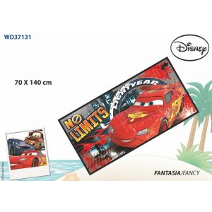 WD BOYS BEACH TOWEL CARS