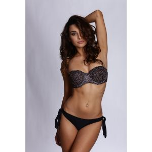 PALMAREA STRAPLESS PUSH-UP TOP B493