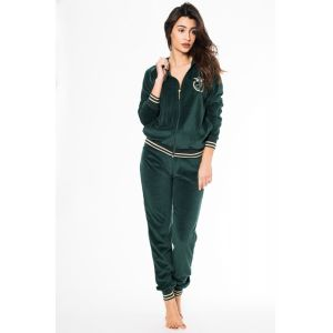 JEANNETTE VELOUR LOUNGE WEAR